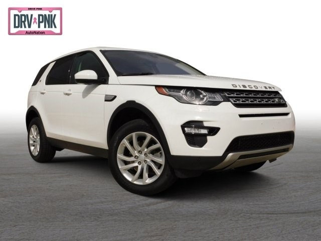 2017 Land Rover Discovery Sport HSE Sport Utility