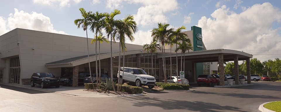 Land Rover Dealer Near Ft Lauderdale