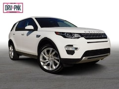 2016 Land Rover Discovery Sport HSE LUX Sport Utility