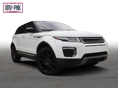 2016 Land Rover Range Rover Evoque HSE Sport Utility