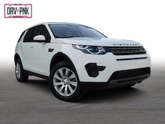 2017 Land Rover Discovery Sport SE Sport Utility