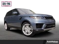 2019 Land Rover Range Rover Sport SE Sport Utility