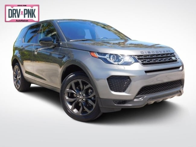 2019 Land Rover Discovery Sport Landmark Sport Utility