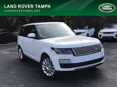 2018 Land Rover Range Rover HSE TD6 SUV
