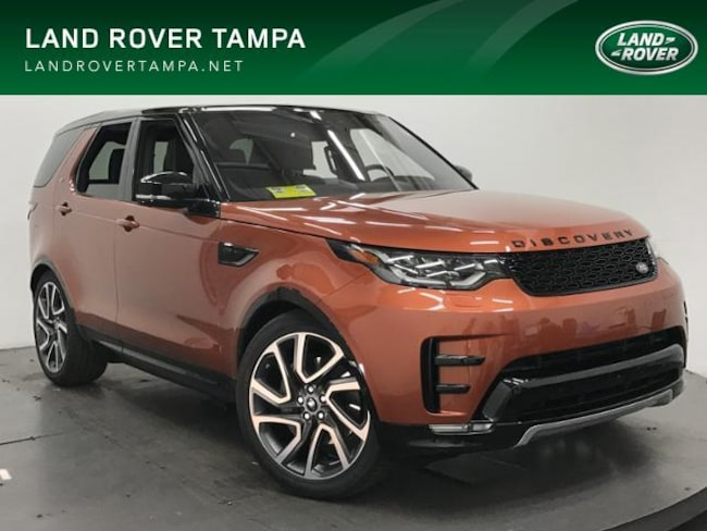 New 2018 Land Rover Discovery HSE Luxury in Tampa FL | VIN ...