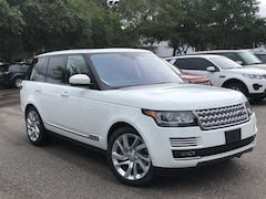 2016 Land Rover Range Rover 4WD 4dr Supercharged Sport Utility