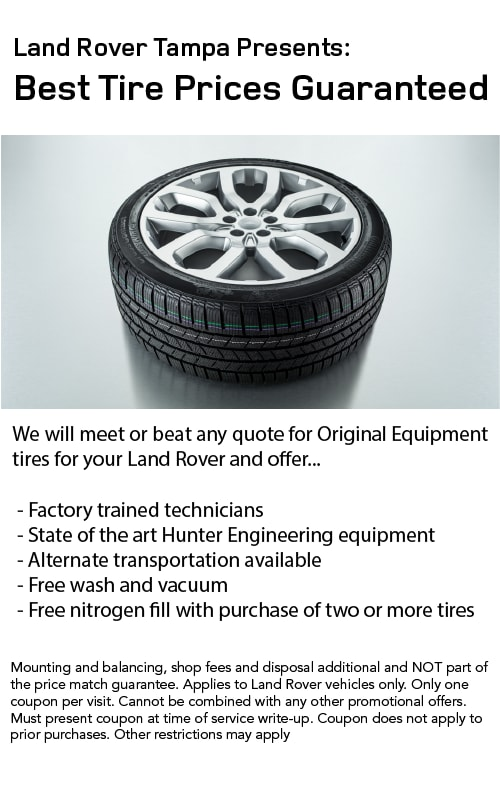 htm oil rover tampa tires request coupons landrover specials service land brakes for change car