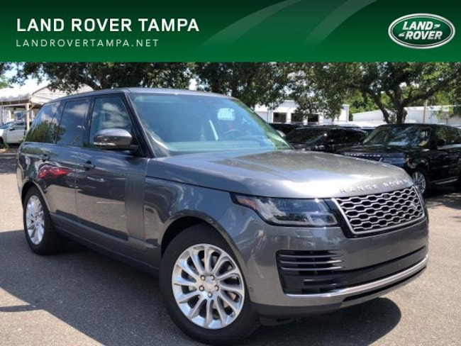 New 2018 Land Rover Range Rover HSE TD6 in Tampa FL | VIN ...