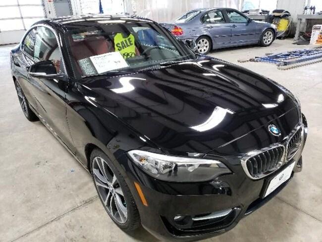 2015 BMW 2 Series 2dr Cpe 228i RWD Car