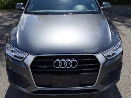 2018 Audi Q3 2.0 Tfsi Premium Quattro AWD Sport Utility