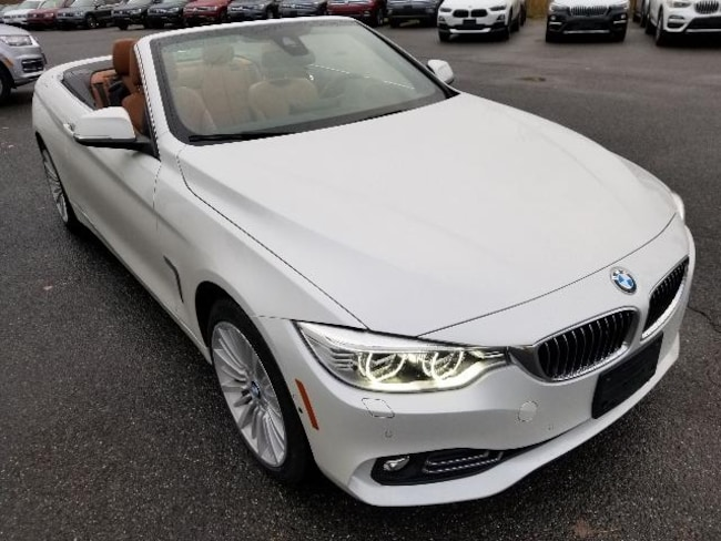 2015 BMW 4 Series 2dr Conv 435i Xdrive AWD Convertible