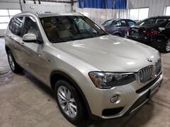 Used 2017 BMW X3 Xdrive28i Sports Activity Vehicle Sport Utility in Houston