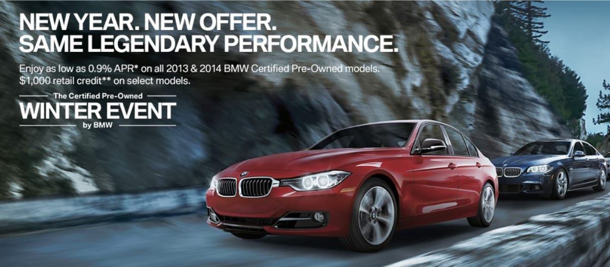 Bmw Pre Owned >> Certified Pre Owned Sales Event Flynn Bmw