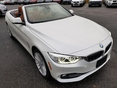 Used 2015 BMW 4 Series 2dr Conv 435i Xdrive AWD Convertible