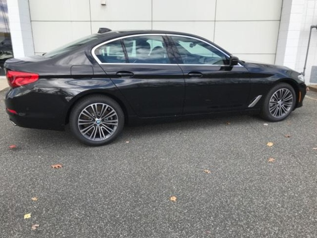 2019 BMW 5 Series 540i Xdrive Sedan Car