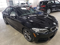 Used 2016 BMW 2 Series 2dr Cpe M235i Xdrive AWD Car in Houston