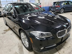 Used 2016 BMW 5 Series 4dr Sdn 535i Xdrive AWD Car in Houston