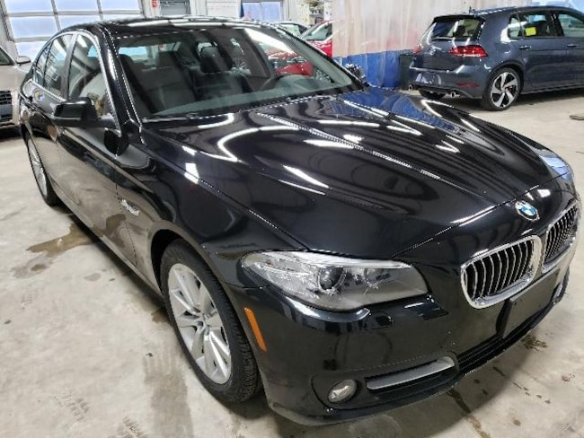 2016 BMW 5 Series 4dr Sdn 535i Xdrive AWD Car