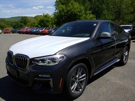 2019 BMW X4 M40i Sports Activity Coupe Sport Utility