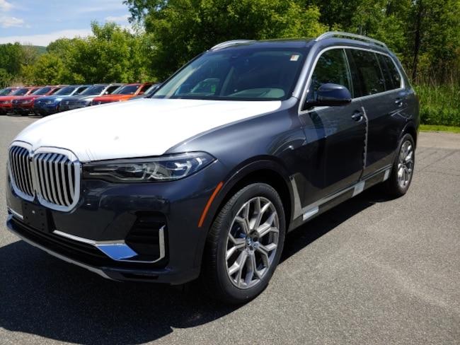 2019 BMW X7 xDrive40i Sports Activity Vehicle Sport Utility