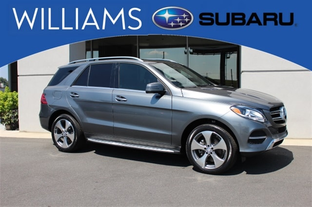 Used 2017 Mercedes-Benz GLE 350 for sale in Charlotte, NC