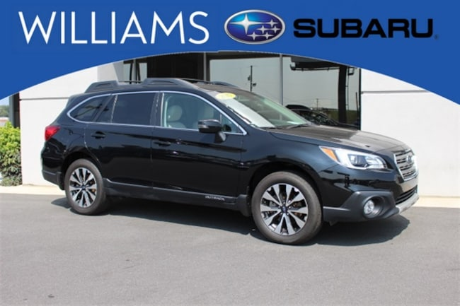 Used 2017 Subaru Outback 2 5i Limited For Sale Charlotte Nc Stock