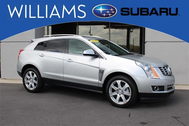 Used 2016 CADILLAC SRX for sale in Charlotte, NC