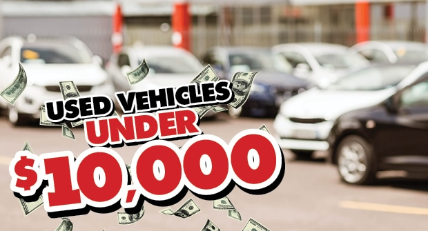 Used Cars For Under $10,000 Near Roseville