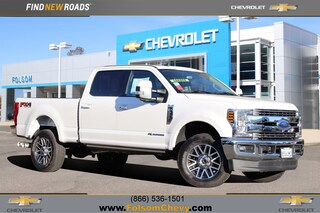 2019 Ford F-250sd Crew Cab