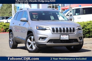 2019 Jeep Cherokee Limited 4x4 SUV