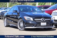 2016 Mercedes-Benz AMG CLA 45 Coupe