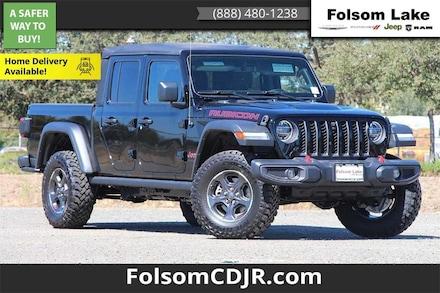 2020 Jeep Gladiator RUBICON 4X4 Crew Cab 1C6JJTBG7LL217651