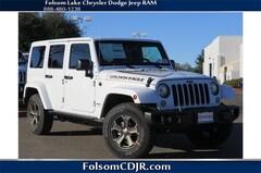 2018 Jeep Wrangler JK UNLIMITED GOLDEN EAGLE 4X4 Sport Utility 1C4HJWDG2JL871220