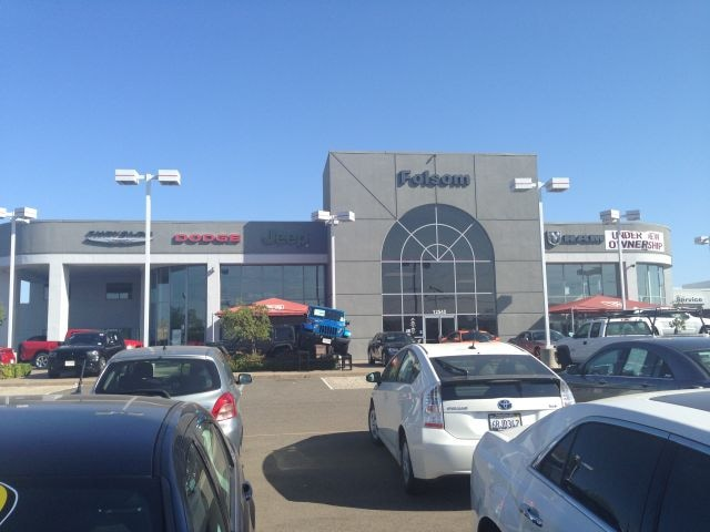 Dodge Ram Chrysler Jeep Dealer near Citrus Heights CA