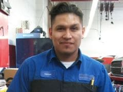 Adrian Rodriguez Chrysler Service