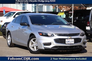 2017 Chevrolet Malibu LS w/1LS (Retail only) Sedan