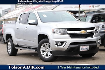 2016 Chevrolet Colorado Truck