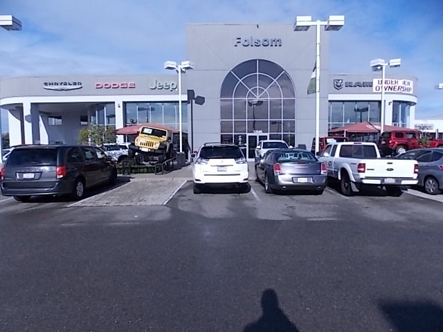 Chrysler Dodge Jeep Ram Dealer near Sacramento CA