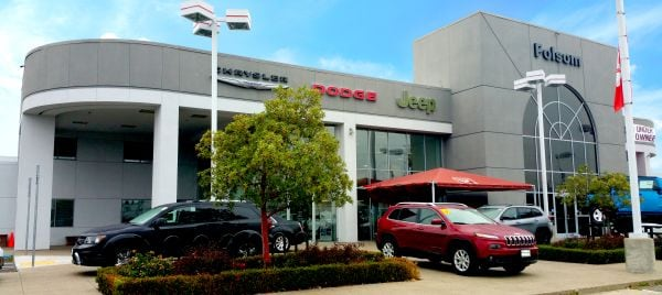 Chrysler Dodge Jeep Ram Dealer Folsom CA
