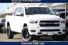 2019 Ram 1500 BIG HORN / LONE STAR CREW CAB 4X4 5'7 BOX Crew Cab 1C6SRFFT8KN620580