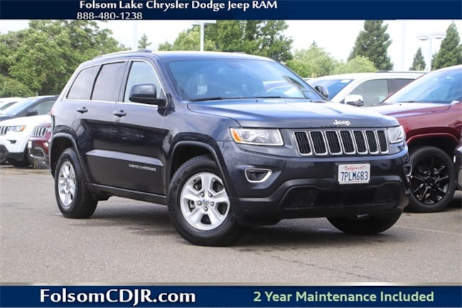 Used 2015 Jeep Grand Cherokee For Sale at Folsom Lake Chrysler Dodge Jeep  Ram | VIN: 1C4RJEAG0FC160089