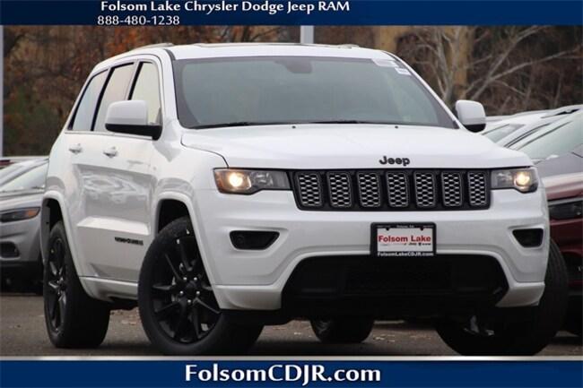 New 2019 Jeep Grand Cherokee ALTITUDE 4X2 Sport Utility 1C4RJEAG5KC572275 for sale near Sacramento CA