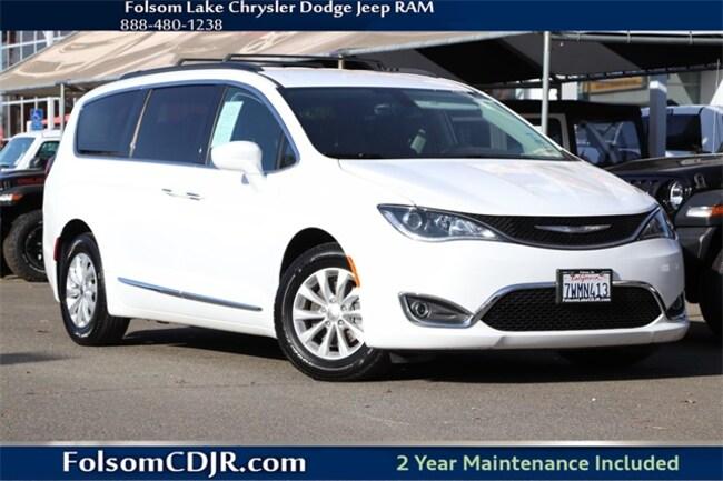Used 2017 Chrysler Pacifica For Sale Folsom Near Sacramento Elk