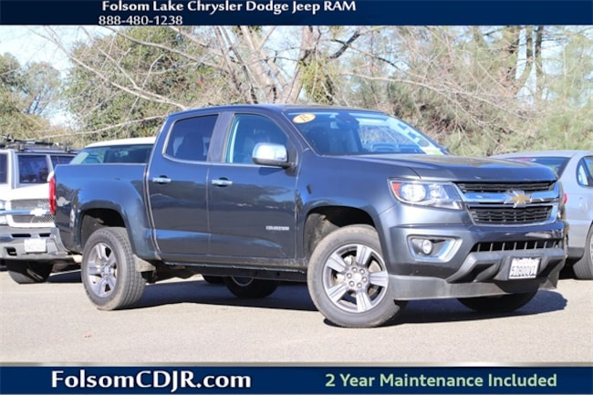 Used 2015 Chevrolet Colorado For Sale At Victory Automotive Group