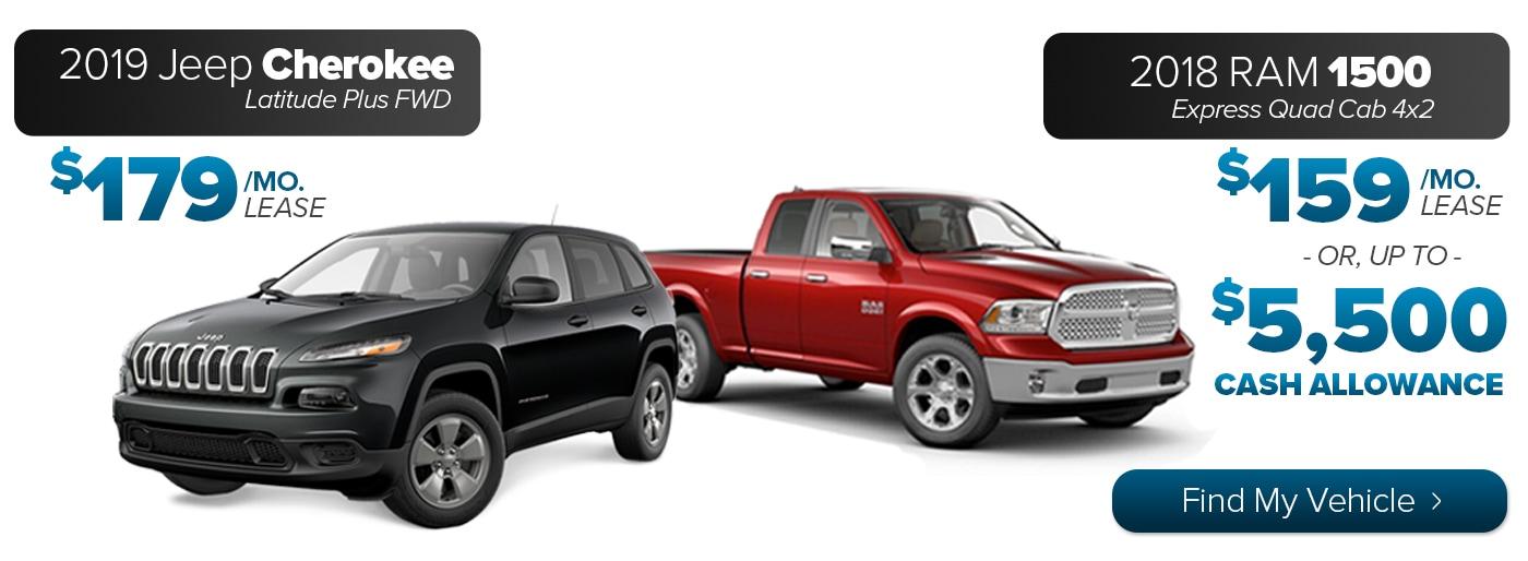 Dodge Chrysler Jeep Ram Dealer Folsom CA | Folsom Lake ...