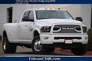 2018 Ram 3500 BIG HORN CREW CAB 4X4 8' BOX Crew Cab