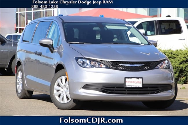 New 2019 Chrysler Pacifica L Passenger Van 2C4RC1AG7KR627738 2C4RC1AG7KR627738 for sale near Sacramento CA