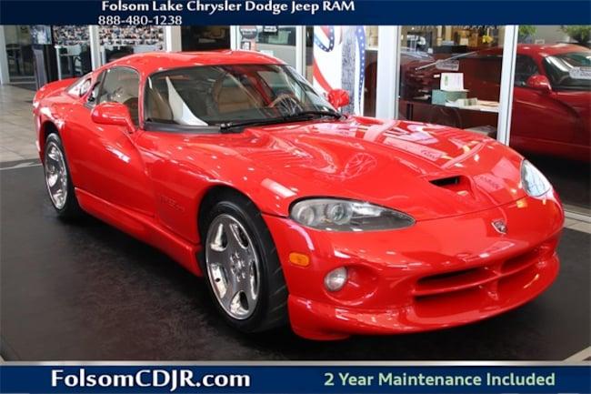 Viper Gts For Sale >> Used 2001 Dodge Viper For Sale Folsom Near Sacramento Elk