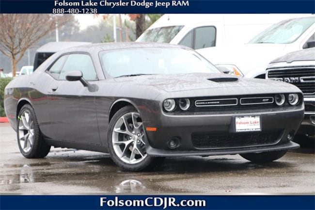 New 2019 Dodge Challenger GT Coupe 2C3CDZJG5KH557233 for sale near Sacramento CA