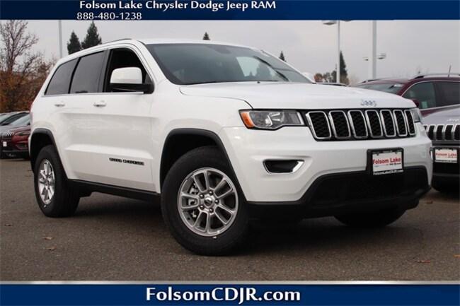New 2019 Jeep Grand Cherokee For Sale Folsom Near